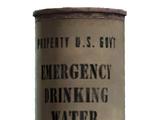 Purified water (Fallout 4)