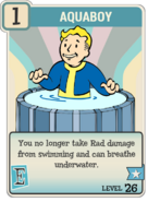 Fo76 Aquaboy