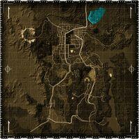 NellisAirbase map