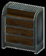 Vault 101 Dresser