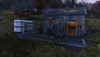 Wixon homestead exterior 2