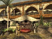Dazzles hut