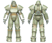 FO4 T-51 power armor millitary