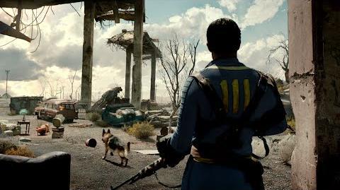 Lugamo/Nuevo tráiler de imagen real de Fallout 4