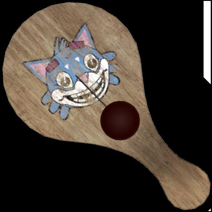 Paddle ball (Fallout 76)