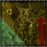 FNV State Borders Map
