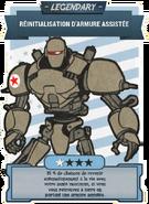 FO76 (Legendary) Réinitialisation d'armure assistée