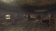 Hopeville mens barracks interior