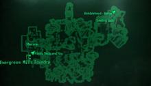 Evergreen Mills bazaar map.png