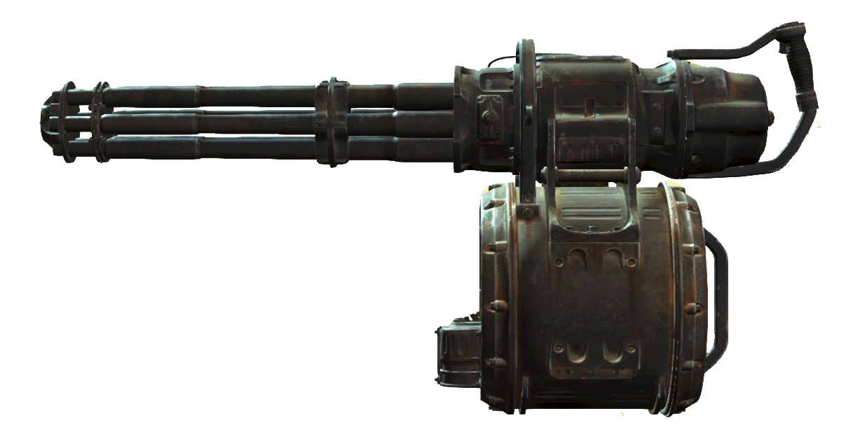 Minigun (Fallout 76)
