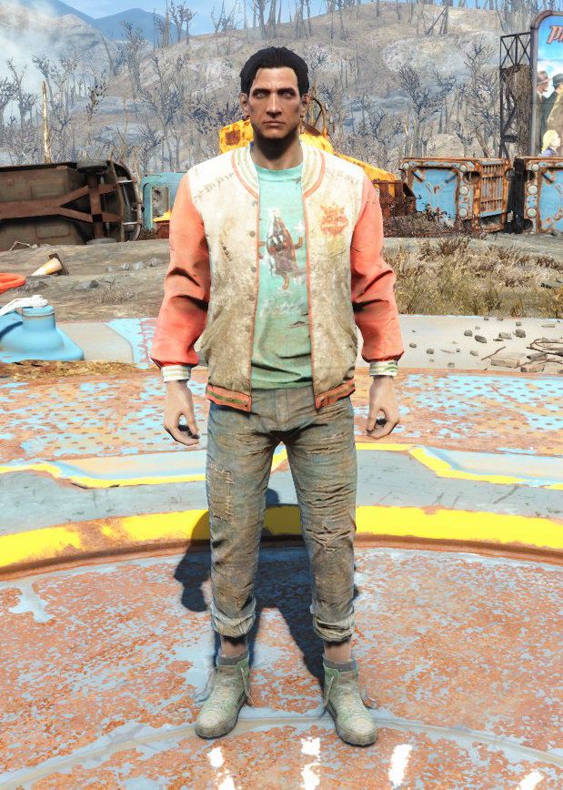 Nuka-World jacket & jeans (Nuka-World)