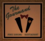 The gourmand