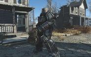 CC Hellfire power armor promo