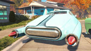 FO4 Chryslus Coupe prewar backside