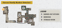 FO76WDSG Carson Family Bunker map