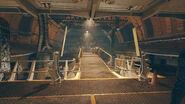 FO76 V76 Exit Zone vault door