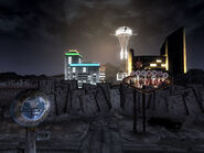 Fabulous New Vegas sign at night