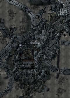 Fo3OA Bailey's Crossroads map.jpg