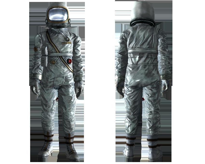 Spacesuit (Mothership Zeta)