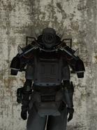 FO76WL Secret Service armor jetpack