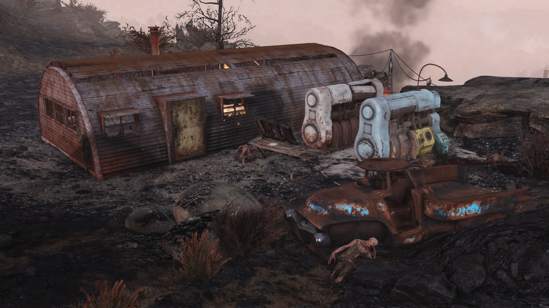 Abandoned mine shaft 5
