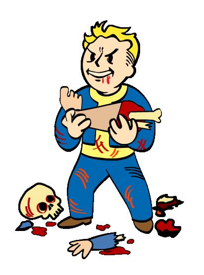 Каннибал (Fallout 76)