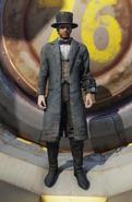 FO76 Civil War Era Suit Male