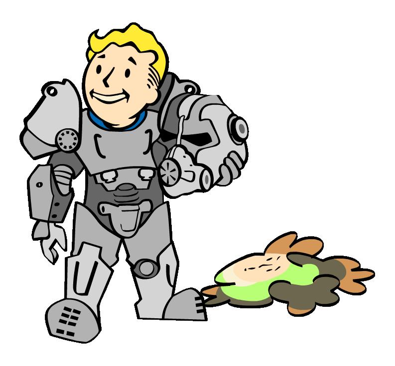 Локомотив (Fallout 76)