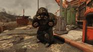 FO76 mole miner digger