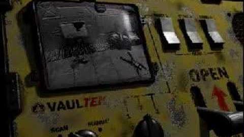 Fallout 1 Master Ending