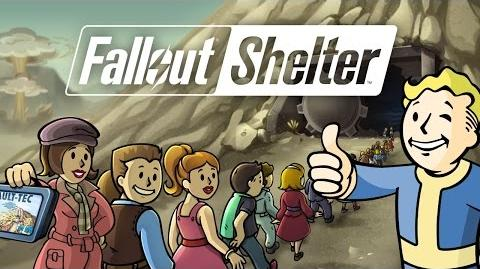 Fallout Shelter - Update 1