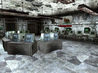 Searchlight PS terminal room