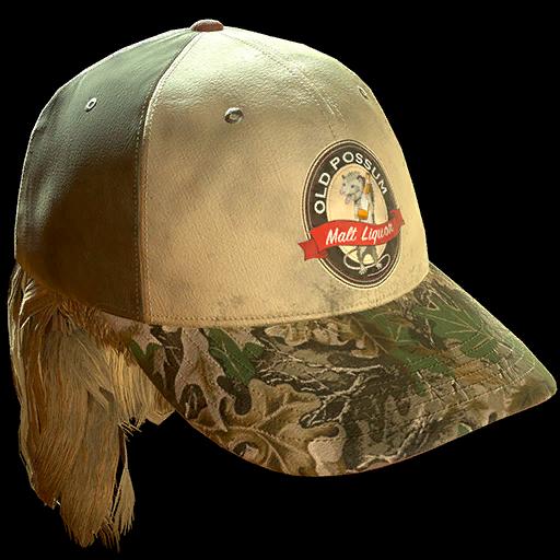 Mudflap hat