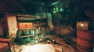 FO76WL Abandoned bunker (Sofia Daguerre)