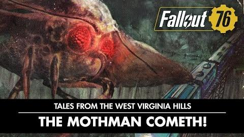 Fallout 76 – Tales from The West Virginia Hills The Mothman Cometh! Video
