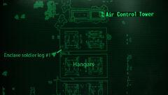Fo3BS Enclave soldier log loc.jpg