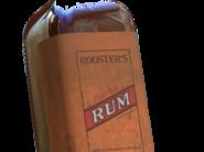 Rooster's Logo on Bottle