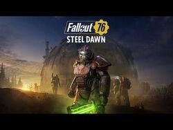 """Fallout 76 - Aube d'Acier – Bande-annonce de présentation """"Rahmani, Shin et Valdez"""""""