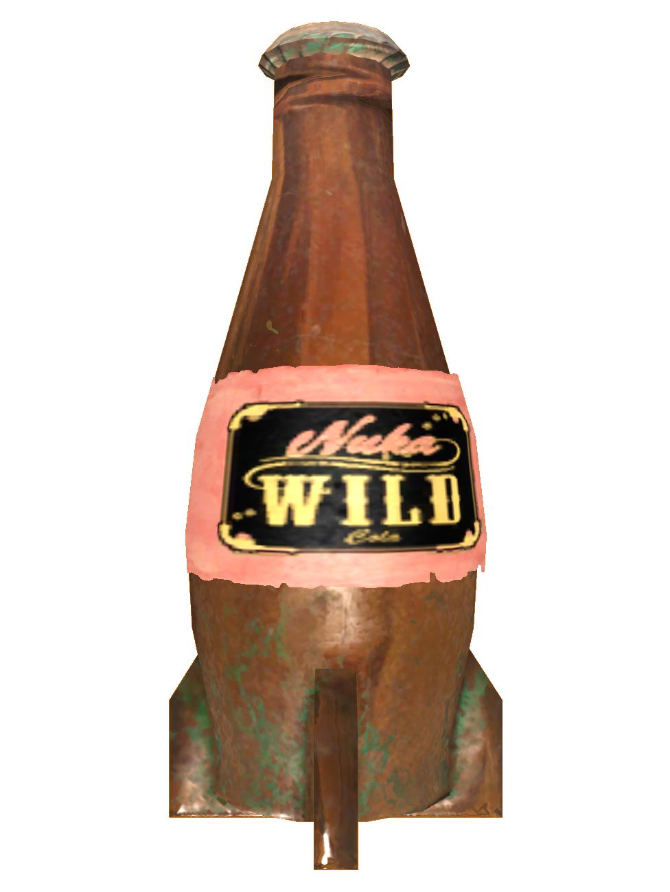 Ice cold Nuka-Cola Wild