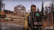 FO76SD Tactical Backpack Fort Atlas