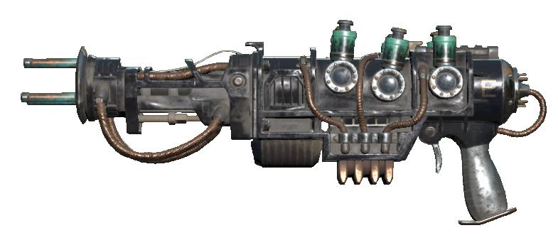 Enclave plasma gun