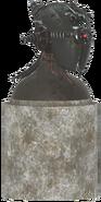 FO76 Polly's head on a jug