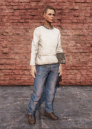 FO76 Straight Jacket Clean Female
