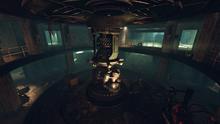 Atlas Observatory basement