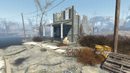 FO4 Hyde Park 02 Northeast Ruined House