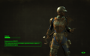 FO4 LS Metal Armor