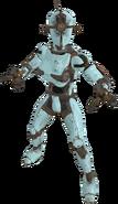 FO76 creature assaultron bluelt