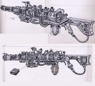 Fo3 Plasma Rifle Final Concept Art 2