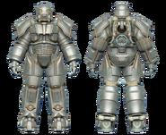 CC Hellfire power armor explosive shielding
