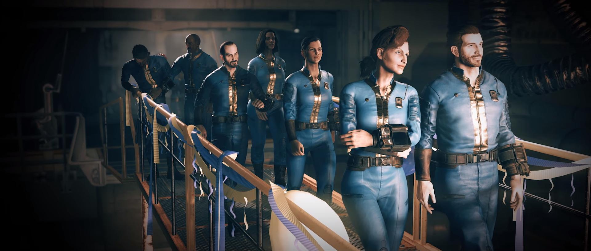 Парень из телефона аккаунт 2/Главный герой Fallout 76